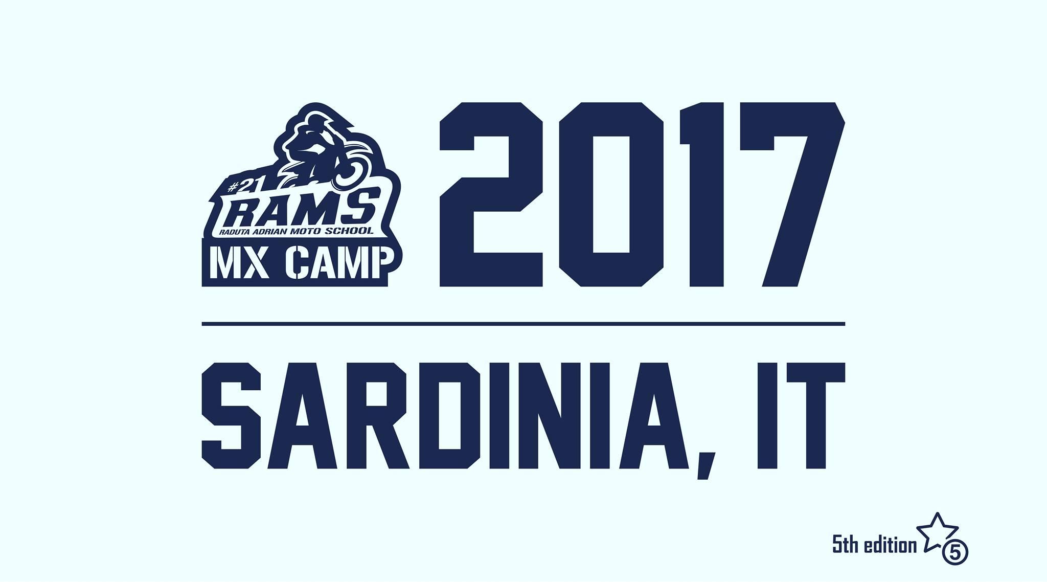 RAMS MX Camp 2017