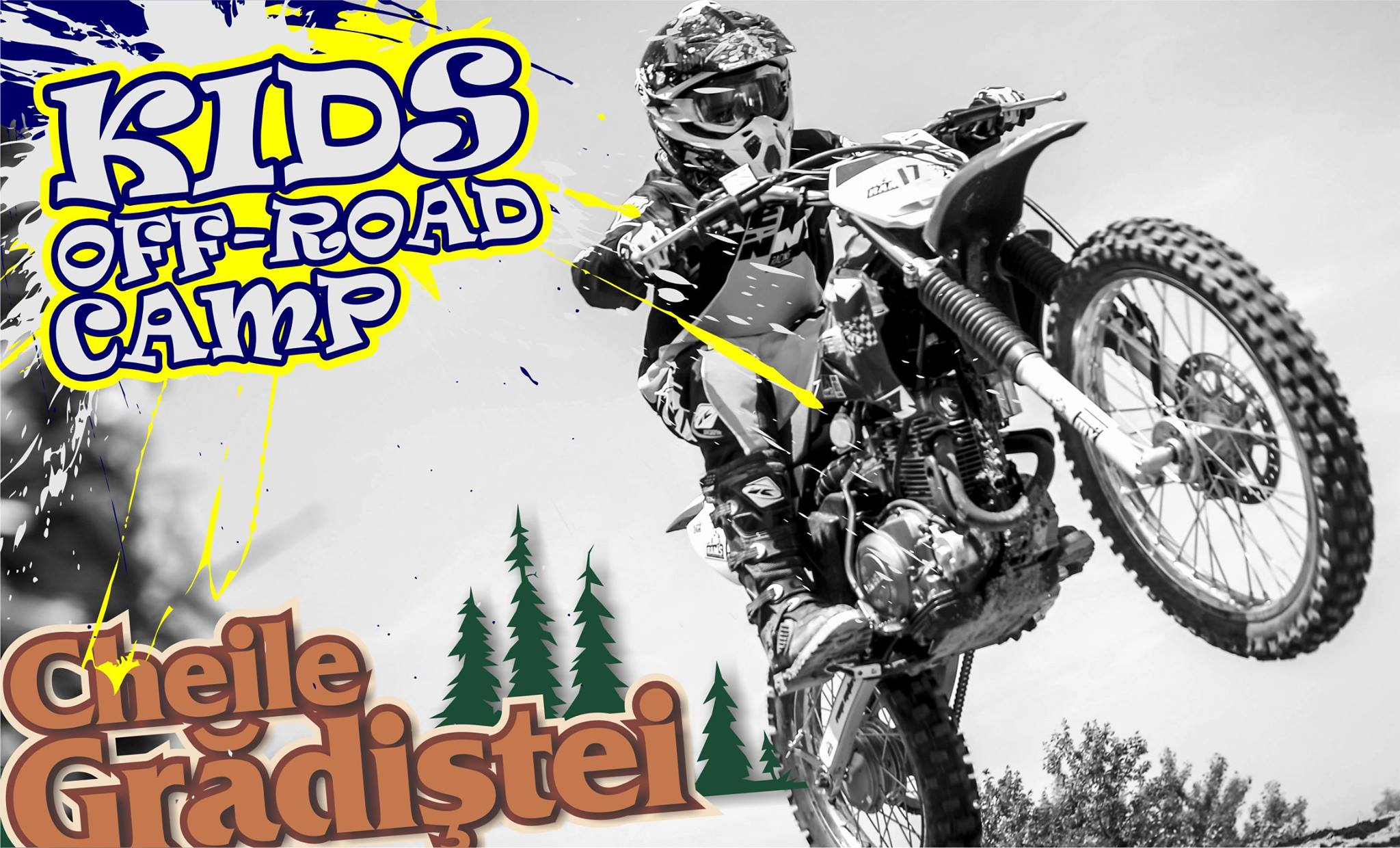 KIDS off-road camp @ Cheile Gradistei