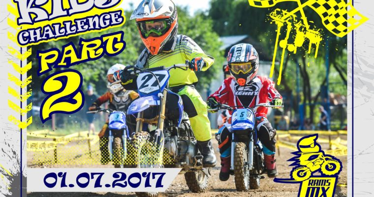RAMS MX School – Kids Challenge Part 2