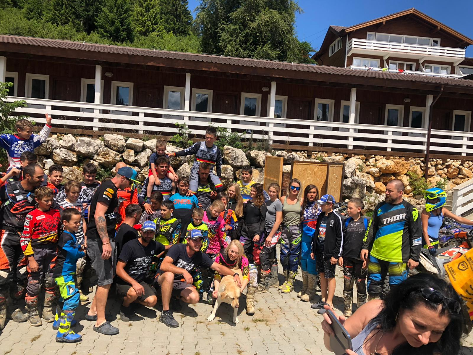 RAMS Summer Camp – Cheile Gradistei 2020
